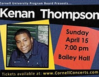 Kenan Thompson Poster & Advertising Materials
