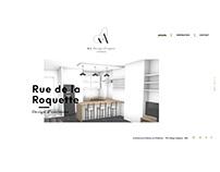 Webdesign / Architect Portfolio