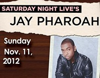 Jay Pharoah Poster & Advertising Materials