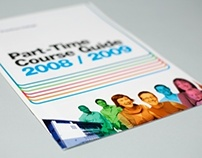 Part-Time Course Guide 2008/09
