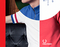 Fred Perry - Bradley Wiggins launch party