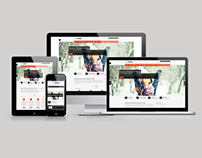 Infinitus Responsive Wordpress Theme