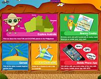 Web Design - Cartoon Network