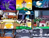 Sir Benson: more backgrounds