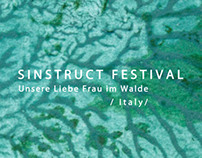 Monotypy / Artworks for Sinstruct Festival