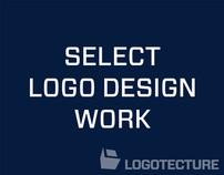 Select Logo Design Work
