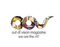 OOV Magazine identity