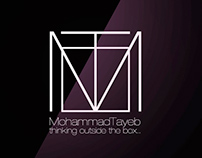 Mohamed Tayeb logo design