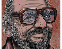 George A Romero (Father of Zombies)