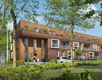 Nieuwbouw De Zilvervloot in Baarn