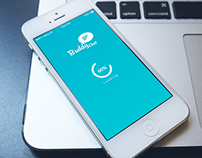 Buddy Chat App Design by ravisah.in