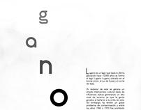 Lagos del mundo | posters informativos