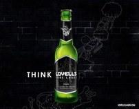Lovells Lager Brand