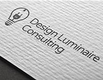 Logo Design - Design Luminaire Consulting