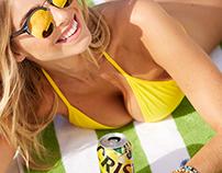 Cerveza Cristal - Verano 2017
