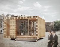 The Pallet Pavilion / 2015