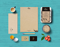 Coquille snails branding & packaging