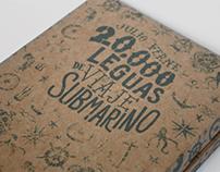 20,000 leguas de viaje submarino - jules verne