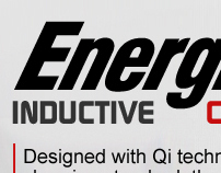 Energizer Inductive Charger Facebook Tab