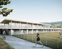 Sport Complex in Eschenbach