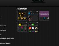 King of Trivia Website