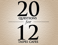 20 Questions for 12 Cafes