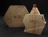 DIESEL Perfume Product Design Concept