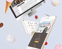 Webdesign IJssalon Kees
