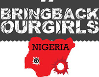 #BringBackOurGirls - Infographic