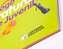 "Editora Positivo - Literature Book  ""Children and Youth"