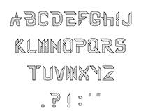 Celtic Structure Typeface