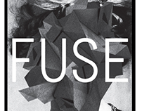 FUSE Poster and T-shirt design