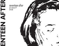 Seventeen After self-titled EP insert