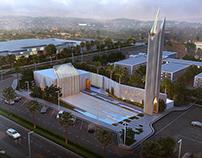 Iconic Mosque Alt 2   DSC-2018