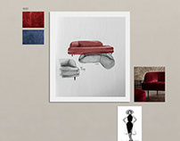 Grace sofa for Bolia