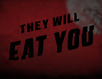 They Will Eat You - Interactive experience