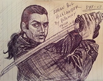Highlander Adrian Paul by Pallominy MD USA D48 C2 march