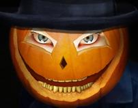 The Night of the Halloween Killer Pumpkin