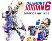 DeAndre Jordan: Dunk of the year!