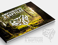Logo Design Concept - Biology & Wild Photography