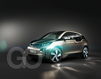 BMW I3, out of the dark