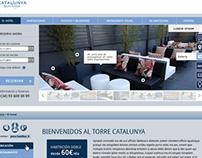 Website Expogrupo Torre Catalunya