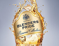 Blenders Pride Reserve Collection_Launch Campaign