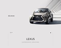 Lexus - Experience Amazing