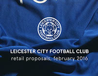 Leicester City - 2016 Retail Proposals