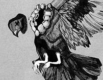 сытый голубь