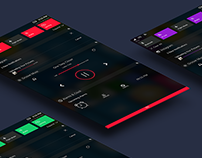 Windows 10 Mobile : New Action Center Concept