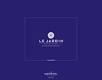Le Jardin - The Terrace Banquet