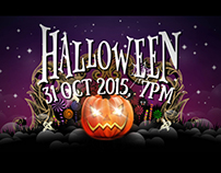 Halloween Event @Summarecon Mal Serpong