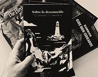 Sobre lo Desconocido / Fanzine
